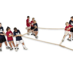 4-Way Team Tug of War Rope Game - Kids Car Sales