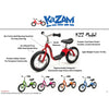Image of WeeRide Kazam KZ2 Balance Bike - Kids Car Sales