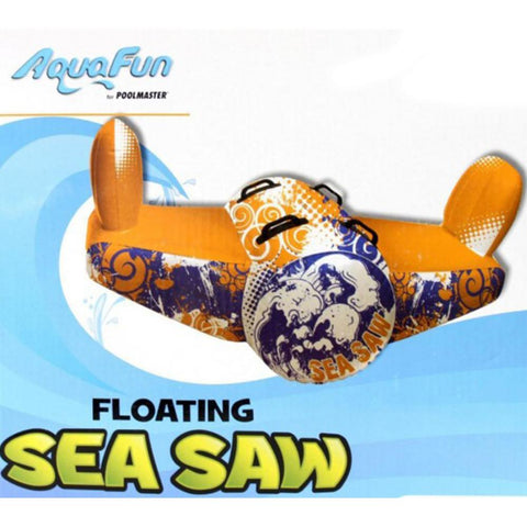 Aquafun Floating Inflatable Water Sea Saw Pool Toy - Kids Car Sales