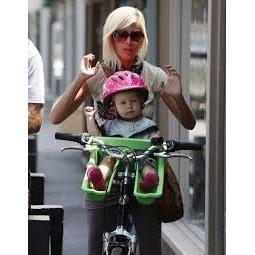 iBert Safe T Childrens Bike Seat Attachment - Kids Car Sales