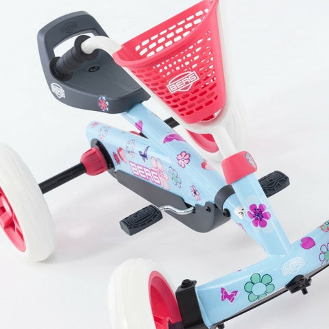 BERG Buzzy Bloom Kids Ride On Pedal Kart - Kids Car Sales