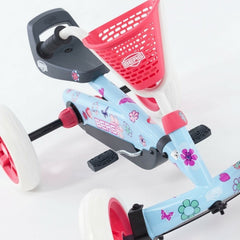 BERG Buzzy Bloom Kids Ride On Pedal Kart