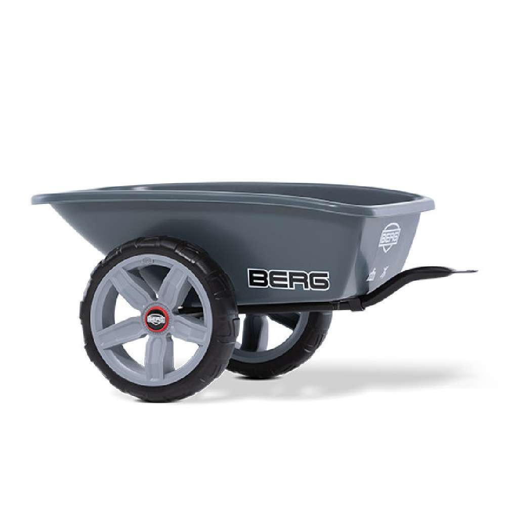 BERG Medium Trailer for BERG Reppy Ride On Pedal Kart - Kids Car Sales