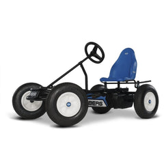 BERG Basic BFR Kids Ride On Pedal Kart - Blue