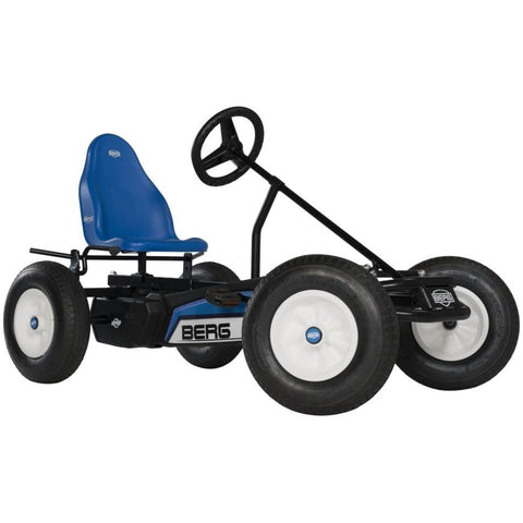 BERG Basic BFR Kids Ride On Pedal Kart - Blue - Kids Car Sales