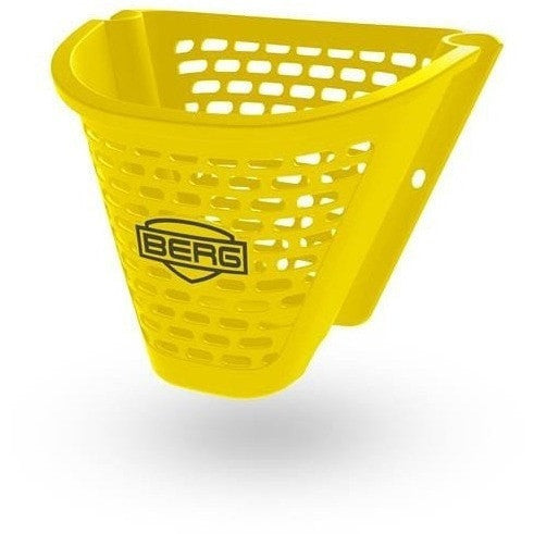 BERG Buzzy Yellow Basket - Kids Car Sales