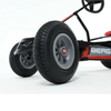 Image of BERG Basic BFR Kids Ride On Pedal Kart - Red - Kids Car Sales