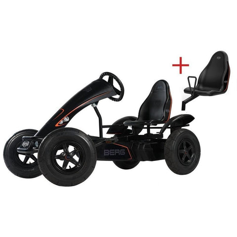 BERG Black Edition BFR Ride On Pedal Kart - Kids Car Sales