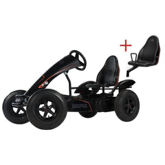 BERG Black Edition BFR Ride On Pedal Kart