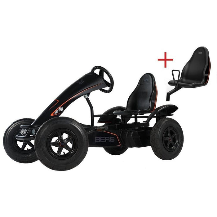 BERG Black Edition BFR 3 Gear Ride On Pedal Kart - Kids Car Sales
