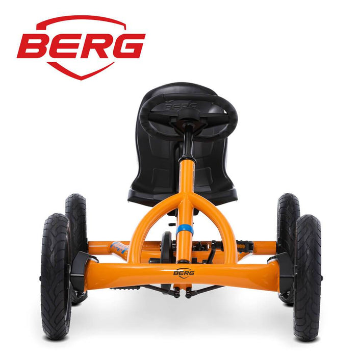 BERG BERG Buddy B-Orange Kids Ride On Pedal Kart 24.20.60.02