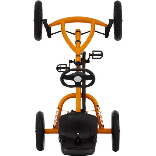 BERG Buddy Orange Kids Ride On Pedal Kart - Kids Car Sales