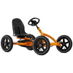 Image of BERG Buddy Orange Kids Ride On Pedal Kart