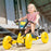 BERG BERG Buzzy BSX Kids Ride On Pedal Kart 24.30.03.00