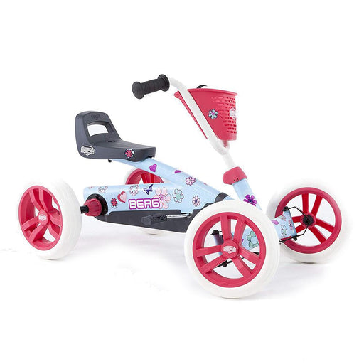 BERG BERG Buzzy Bloom 2-in-1 Pedal Kart/Push Car for Young Kids 24.32.01.00