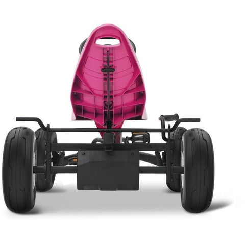 BERG Compact Pink BFR Kids Ride On Pedal Kart