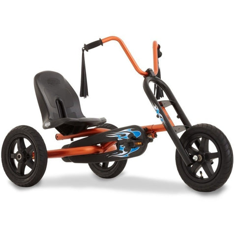 BERG Choppy Kids Ride On Pedal Kart - Kids Car Sales