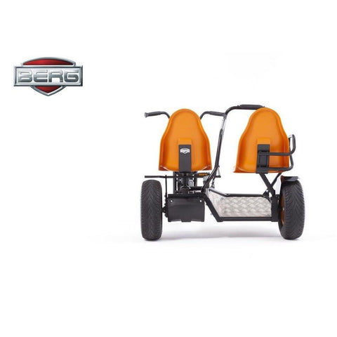 BERG Duo Chopper Two Seat Kids Ride On Pedal Kart - Kids Car Sales