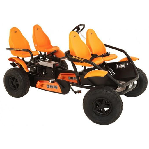 BERG E-Gran Tour Electric Assist Off Road 4 Seat Ride On Kart - Kids Car Sales