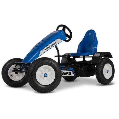 BERG Extra Sport BFR Ride On Pedal Kart - Blue - Kids Car Sales