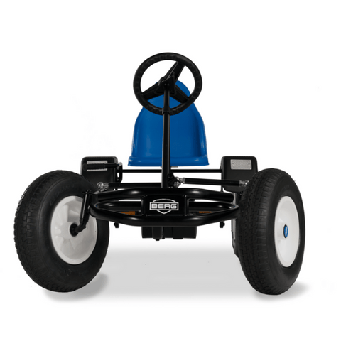 BERG Extra BFR Kids Ride On Pedal Kart - Blue - Kids Car Sales