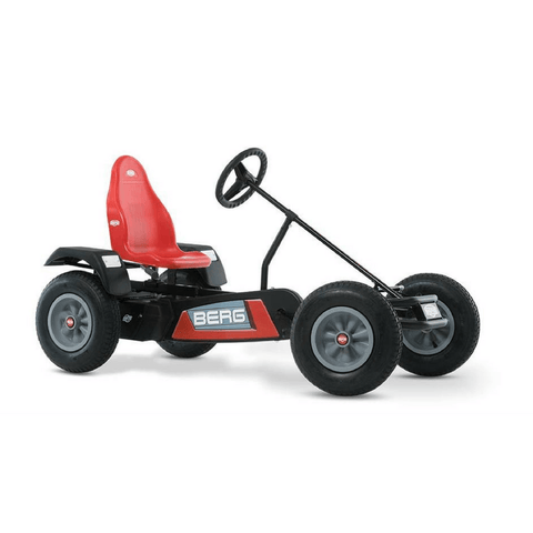 BERG Extra BFR Kids Ride On Pedal Kart - Red