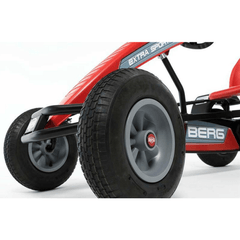 BERG Extra Sport BFR Ride On Pedal Kart - Red