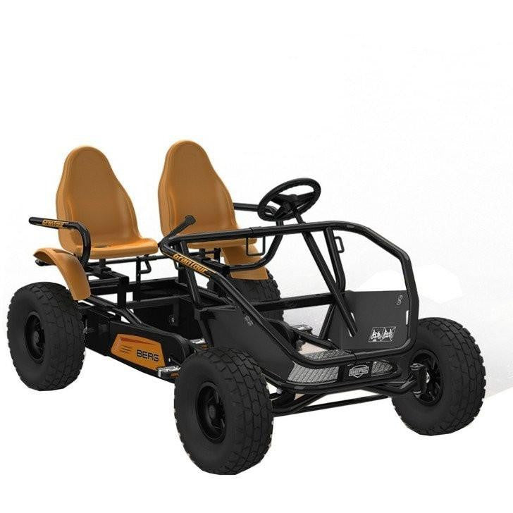 BERG Gran Tour F Off Road 2 Seater Ride On Pedal Kart