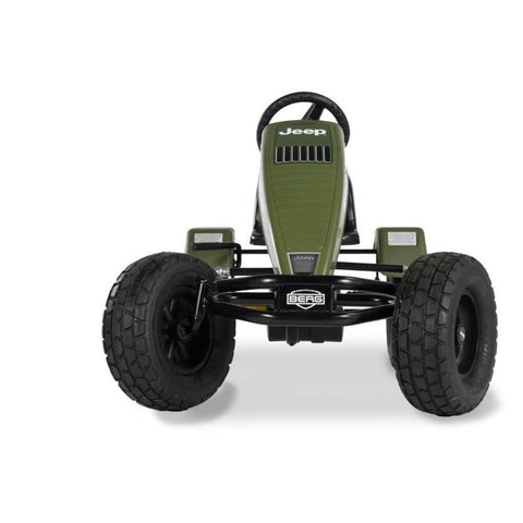 BERG Jeep Revolution BFR Kids Ride On Pedal Kart - Kids Car Sales