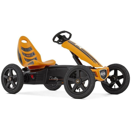 BERG Rally Orange Kids Ride On Pedal Kart - Kids Car Sales