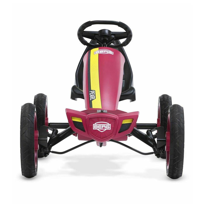 BERG BERG Rally Pearl  Kids Ride On Pedal Kart - Pink 24.40.40.00