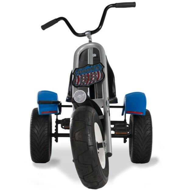 BERG Route 66 Kids Ride On Chopper Pedal Kart - Kids Car Sales