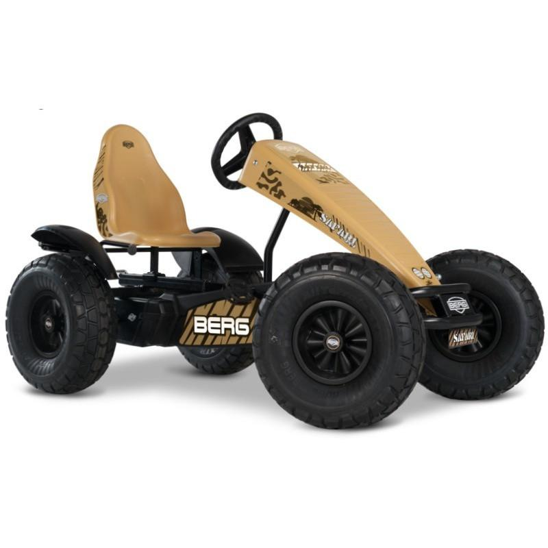 BERG Safari BFR 3 Gear Kids Ride On Pedal Kart
