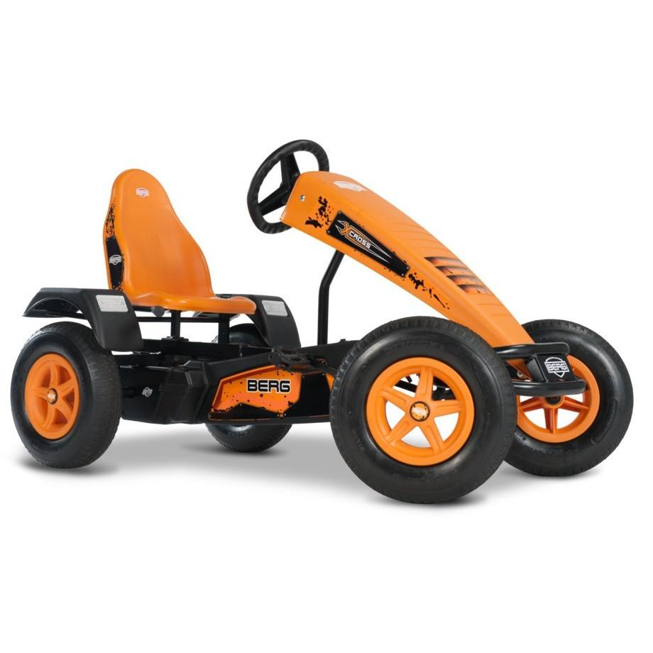 BERG X-Cross BFR Ride On Pedal Kart - Kids Car Sales