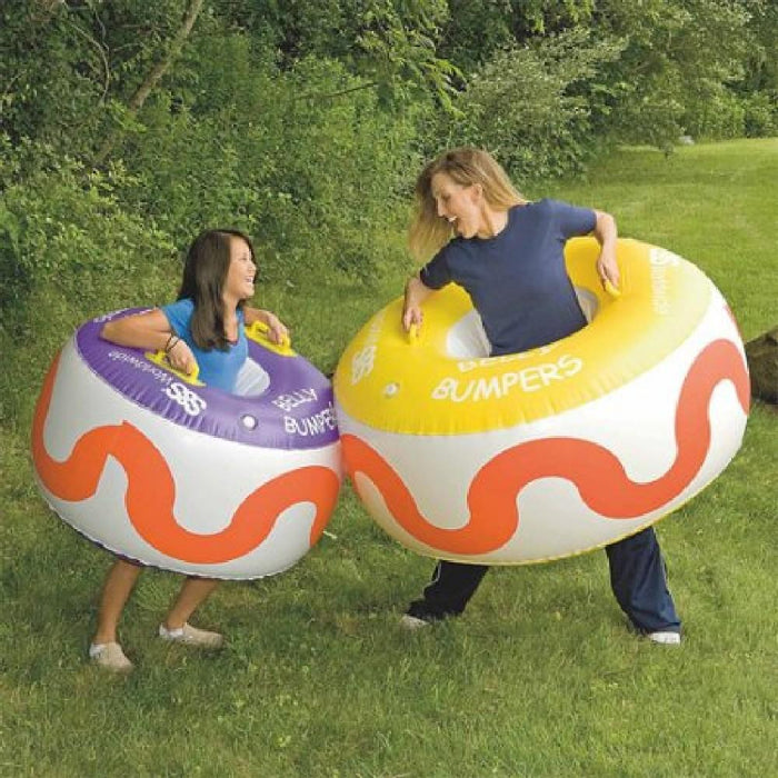 Belly Bumpers Inflatable Bumping Rings - Kids Car Sales
