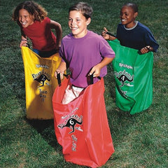 Boundaroos Potato Sack Race Game for Kids - Set of 6