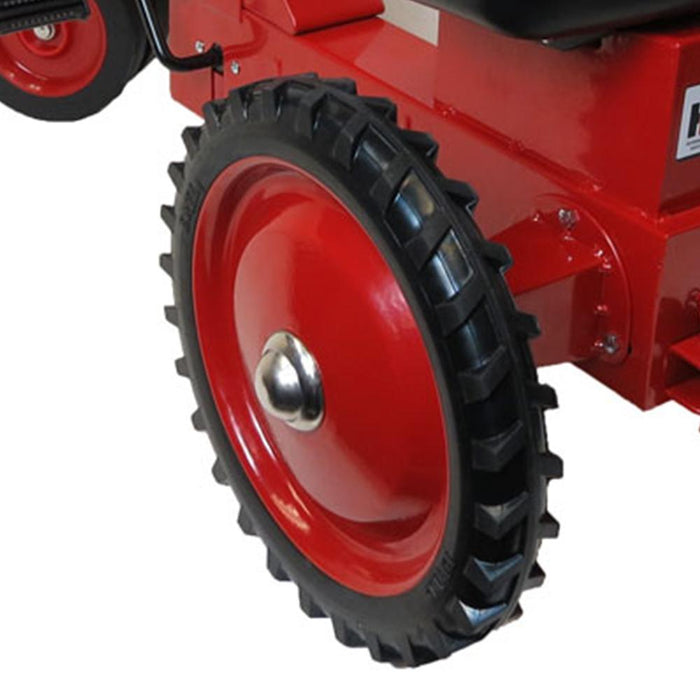 Case IH 1256 Narrow Front Vintage Steel Pedal Tractor - Kids Car Sales
