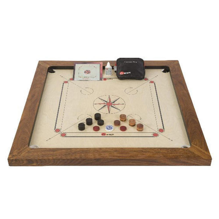 Championship Carrom Board Game Set by Uber - Kids Car Sales