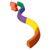Image of Curved Modular Rainbow Balance Beams - Kids Car Sales