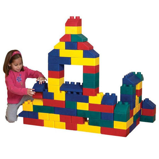 Edu-Blocks Giant Soft Brick Building Set - Kids Car Sales