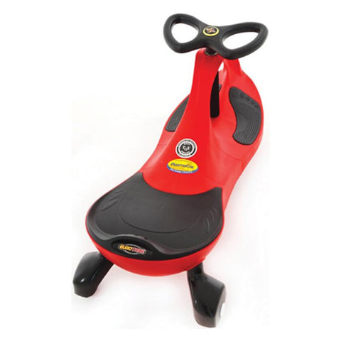 Eurotrike Red Plasmacar Kids Sit-On Scooter - Kids Car Sales