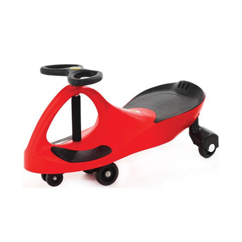 Eurotrike Red Plasmacar Kids Sit-On Scooter