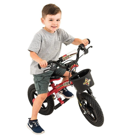 Eurotrike Zipp 2-in 1 Balance and Pedal Bike - Kids Car Sales