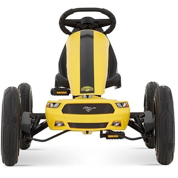 BERG Ford Mustang GT Kids Ride On Pedal Kart - Kids Car Sales