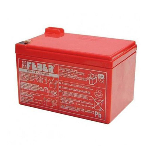 Feber 12v 12.0Ah Replacement Super Battery - Kids Car Sales