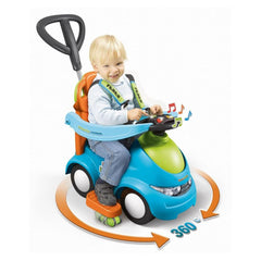 Feber 5-in-1 Push-N-Go Kids Learning Car