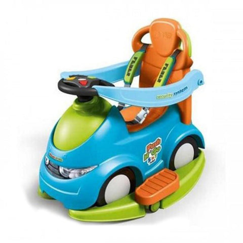 Feber 5-in-1 Push-N-Go Kids Learning Car - Kids Car Sales