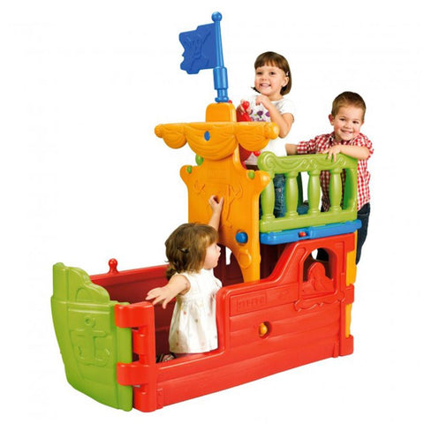 Feber Activity Pirate Ship Play Centre - Kids Car Sales