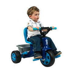 Feber Blue Baby 360 Twist Trike with Handle