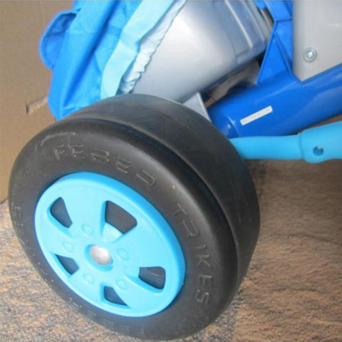 Feber Blue Baby 360 Twist Trike with Handle - Kids Car Sales